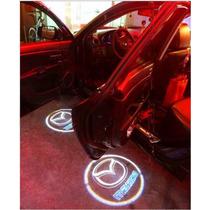 Luz Cortesia Porta Carro Projetor Logotipos Marcas Montadora
