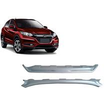 Kit Spoiler Saia Dianteira E Traseira Mod Original Honda Hrv