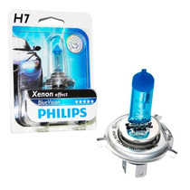 Lâmpada Philips Blue Vision H7