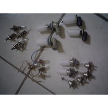 Kit 19 Lampadas H7,h3,hb3,h27,h1, Comum,automotivas.
