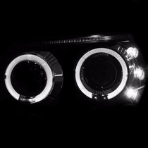 Par D Farol Projector Angel Eyes C Led + Xenon Renault Clio
