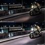 Par Lampada Para Moto Super Branca H8 H11 H16 H27 Tipo Xenon