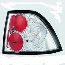 Lanterna Chevrolet Vectra Ano 96 Até 98 Cromada/blak