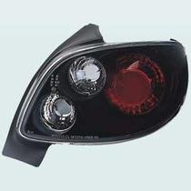 Lanterna Traseira Cristal Do Peugeot 206
