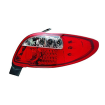 Lanterna Altezza Com Led Peugeot 206 207 Hatch Rubi 98 /13