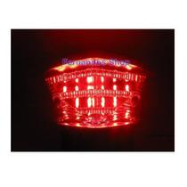 Placa De Leds Lanterna Trasiera Moto Honda Cb 300 E Xre 300
