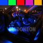 Barra 31cm Neon Led P/ Iluminar Tapete Pedaleira Porta Mala!