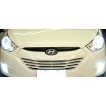 Kit Led Hyundai Ix 35 H27 Milhas + H4 Alto/baixo + Lanterna