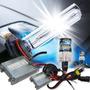 Kit Xenon Hid 4300k 6000k 8000k 10000k 12000k + Brinde Led