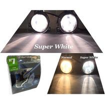 Lâmpada Super Branca Tipo Xenon H1 H3 H4 H7 H11 Hb4
