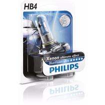 Kit Lampada Farol Philips Blue Vision Hb4 55w 4000k Par