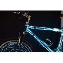 Fio De Luz Neon Led Branco 3 Metros + Controle