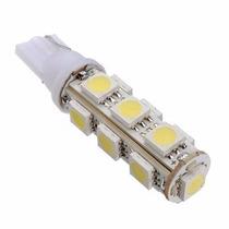 Lampada Pingo T10 De 13 Leds Smd 5050 Branco - Unidade