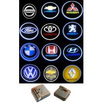 Luz De Cortesia Projetor Logomarcas Vw E Ford