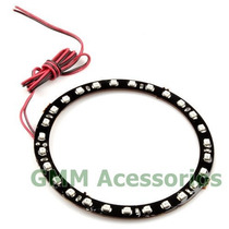 Angel Eyes Smd P/ Farol Universal 7cm A 15cm Todas As Cores