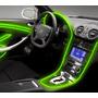 Friso Luz Neon Fio Led - El Wire 12v - Verde Fluorescente
