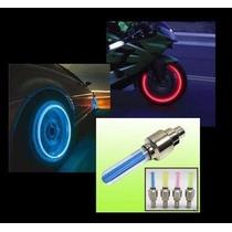 Tampa Valvula Ventil Bico Led Neon Pneu Moto Menor Preço Br