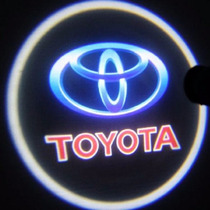 Projetor Porta De Carro De Luz Cortesia Iluminação Toyota