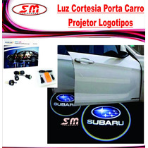 Luz De Cortesia Projetor Logomarca Subaru Impreza Forester