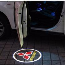 Projetor Porta De Carro Luz Cortesia Iluminação Mitsubishi
