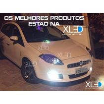 Xenon Farol Baixo Bravo + Lâmpada Pingo Lanterna Canbus