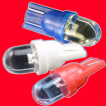 50 Unid Lampadas Pingo 01led T10 Farolete Luz Branca Ou Azul
