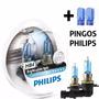 Lâmpada Philips Cristal Vision Hb4 4300k Farol Tuning 55w