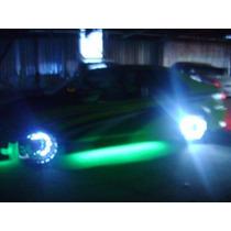 Kit Neon Para Rodas Automotivas