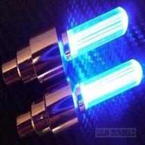 4 Bicos Tuning Neon Lampadas Led Automotiva Rodas Aro 15 17