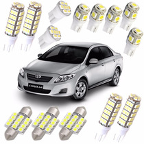 Kit Super Led Corolla 09 2010 2011 2012 2013 2014 2015 2016
