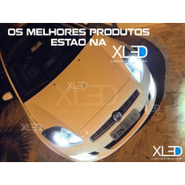 Kit Leds Bravo - Kit Xenon Farol Baixo E Milha Bravo