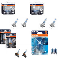 Kit Lampada Osram Night Breaker Unlimited H7 H7 H11 Cbi T10