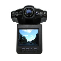 Camera Filmadora Automotiva Hd Dvr Visor Lcd Re Frete Gratis