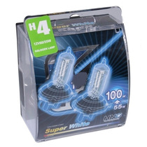 Lampada Super Branca Tipo Xenon H1 H3 H4 H7 H11 Hb4 5000k