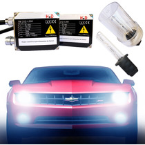 Kit Xenon De 6000k Para Renault Logan Duster Fluence