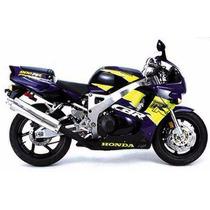 2 Lâmpadas H4 35w Super Branca P/ Moto Honda Cbr 900 1994>97