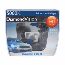 Lâmpada Diamond Vision Philips H1 5000k