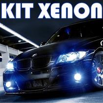Kit Xenon H1 H3 H4-2 H7 H11 H27 Hb3 Hb4 4300k 6000k 8000k