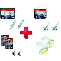 Lampada Osram Night Breaker Unlimited Kit H7 H1 H11 Pingão