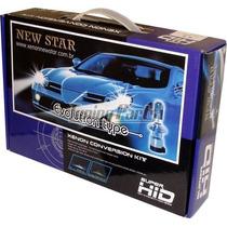 Kit Bi Xenon Hid Imola New Star Lampada 10000k - H1 Novo !
