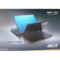 Netbook Acer Aspire One 722 - Ao722 Bz893 11.6 Sem Bateria