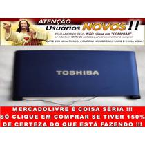 Carcaça Superior Netbook Toshiba Nb 505