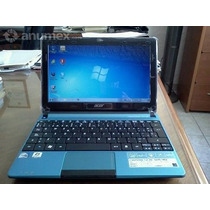 Netbook Acer Aspire One D257 Atom 2gb / Hd 250 Win 7 Starter