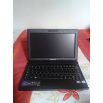 Netbook Samsung N150-np, 1gb Ddr2, 160hd, Intelatom 1.6 Ghz