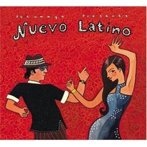Cd Putumayo Presents Nuevo Latino