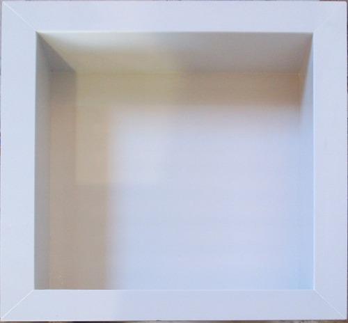 Nicho Para Banheiro Em Porcelanato  Arthome  R$ 170,00 no MercadoLivre -> Nicho Banheiro Em Porcelanato
