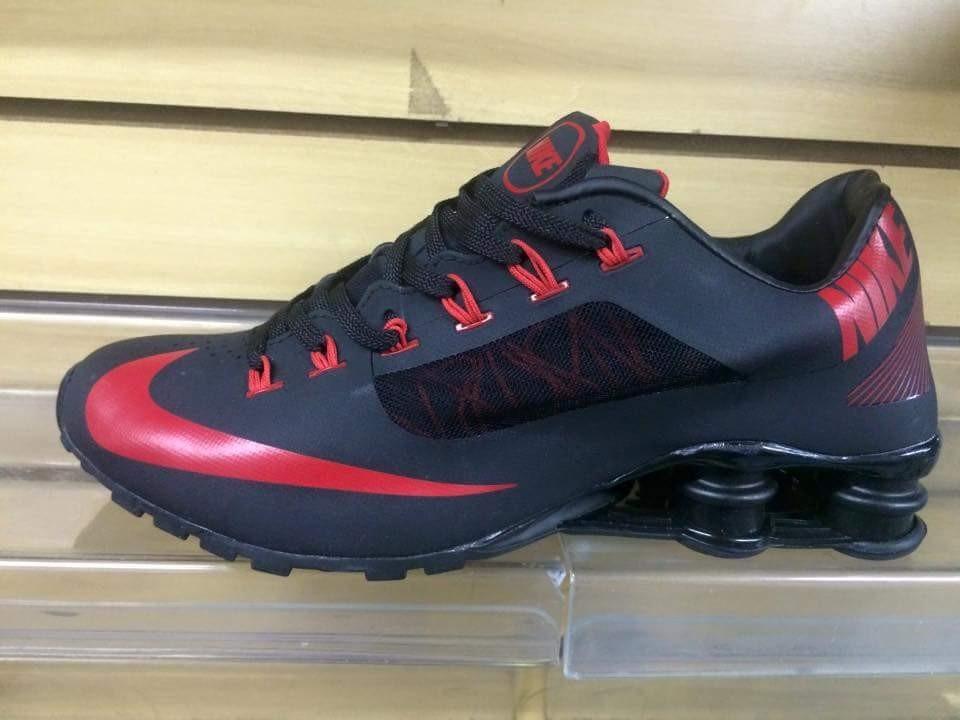 Nike Shox R4 Rosa