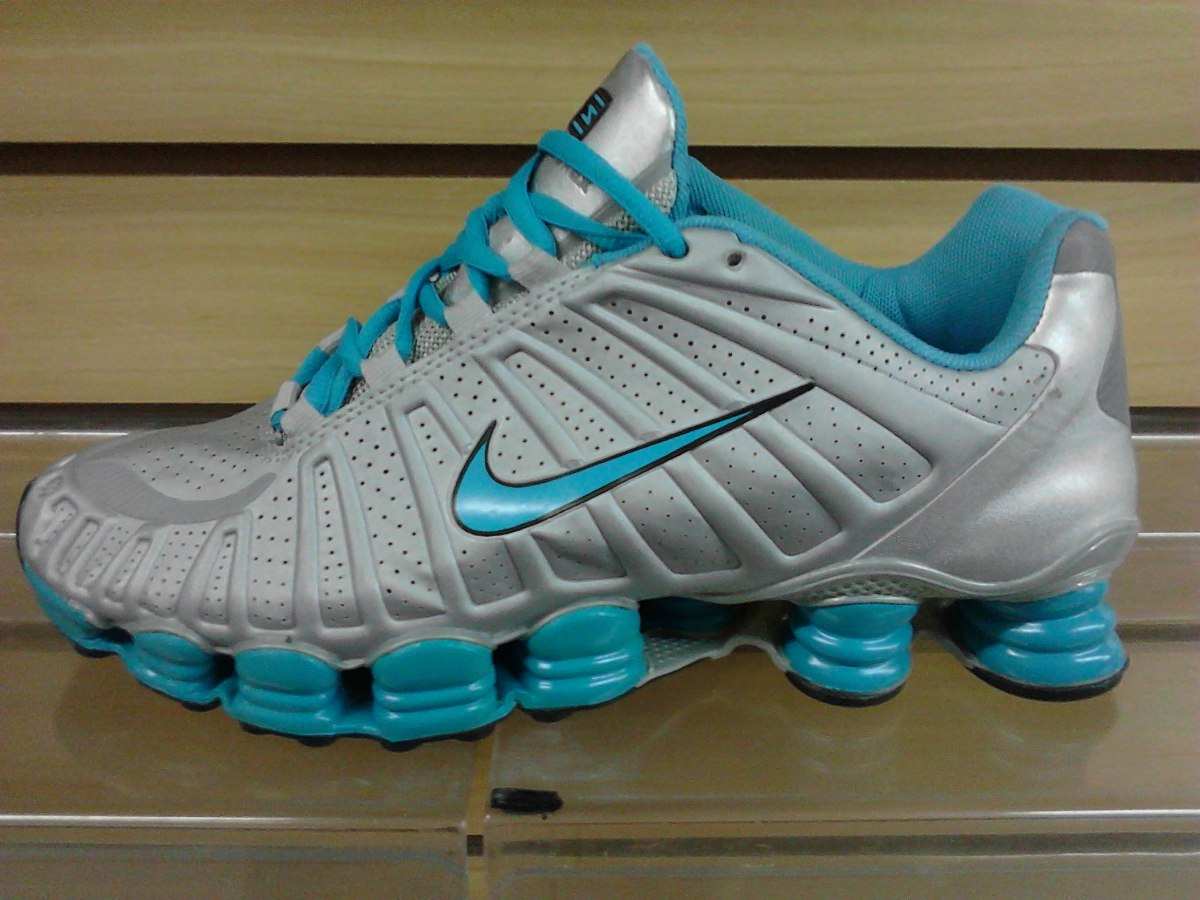 sports shoes cd2f4 e63aa nike shox tlx azul bebe