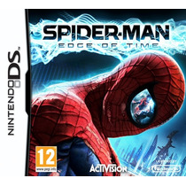 Spider-man Edge Of Time - 3ds