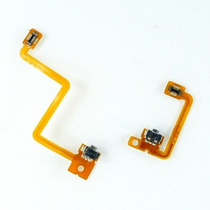 Botão L + R Com Flat - 3ds - Pronta Entrega
